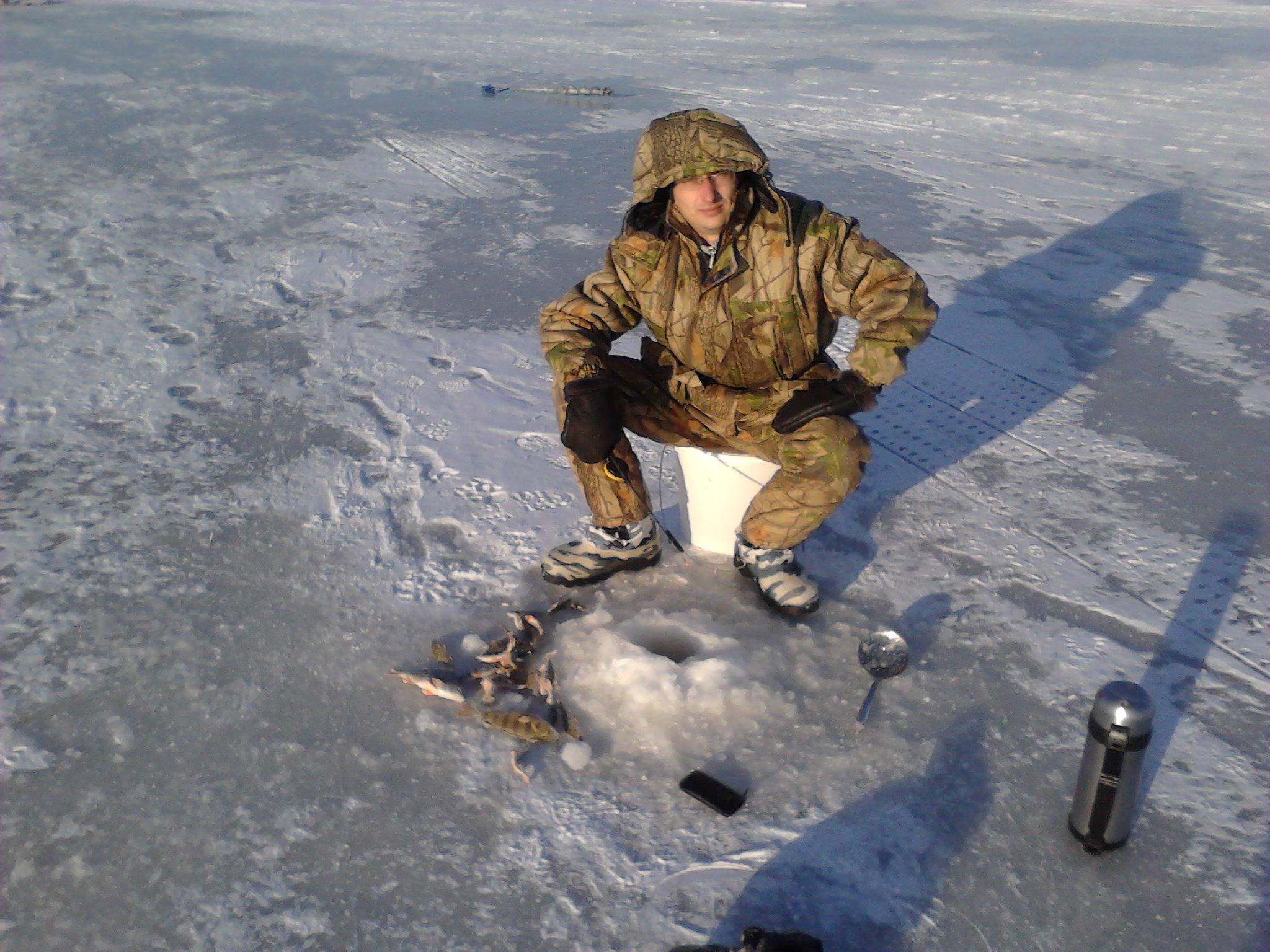 как рыбаки застряли